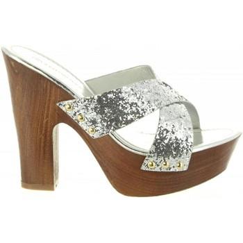 Sapatos Mulher Sandálias Top Way B736910-B7200 Plateado