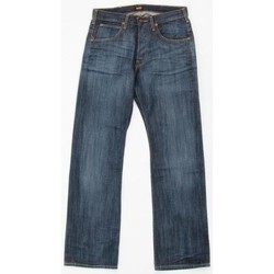 Textil Homem Calças Jeans Lee JOEY 719CRSD blue