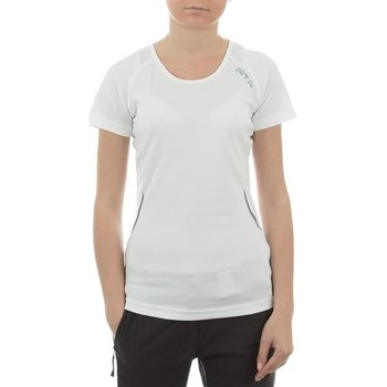 Textil Mulher T-Shirt mangas curtas Dare 2b T-shirt  Acquire T DWT080-900 white