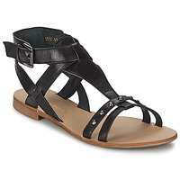 Sapatos Mulher Sandálias Casual Attitude JOSPRO Preto