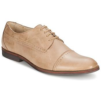 Sapatos Homem Sapatos Carlington PURP Bege