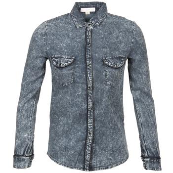 Textil Mulher camisas Moony Mood BIJI Cinza