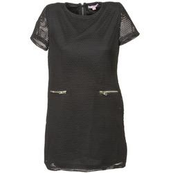 Textil Mulher Vestidos curtos Moony Mood BALA Preto