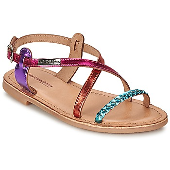 Sapatos Rapariga Sandálias Les Tropéziennes par M Belarbi BALADIN Multicolor