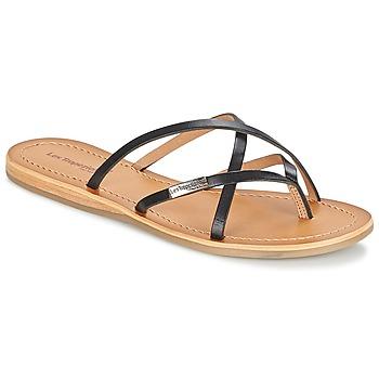 Sapatos Mulher Chinelos Les Tropéziennes par M Belarbi BIP Preto
