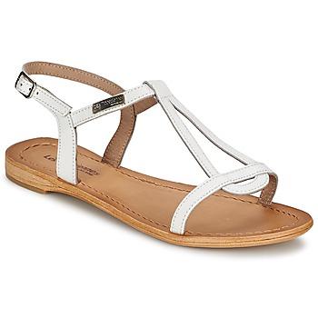 Sapatos Mulher Sandálias Les Tropéziennes par M Belarbi HAMESS Branco