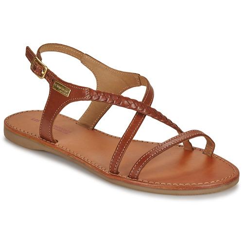 Sapatos Mulher Sandálias Les Tropéziennes par M Belarbi HANANO Castanho