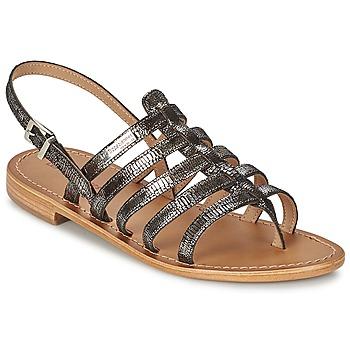 Sapatos Mulher Sandálias Les Tropéziennes par M Belarbi HERCRIS Prateado