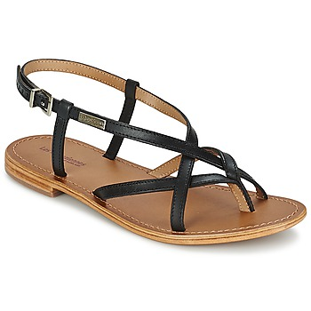 Sapatos Mulher Sandálias Les Tropéziennes par M Belarbi HIBOUX Preto