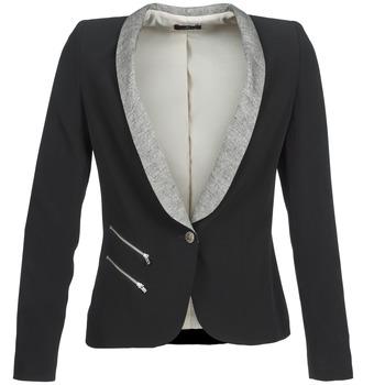 Textil Mulher Casacos/Blazers One Step VIOLON Preto