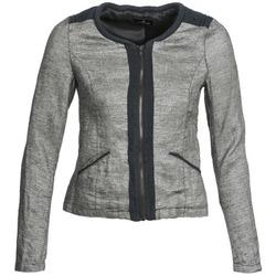 Textil Mulher Casacos/Blazers One Step VALSE Cinza / Marinho