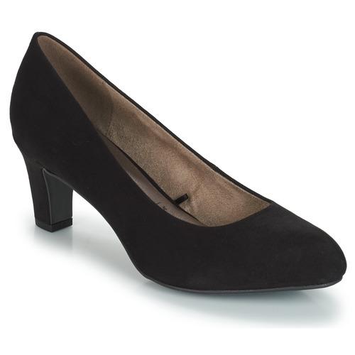 Sapatos Mulher Escarpim Tamaris LETICIA Preto