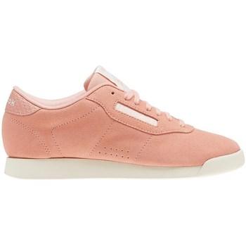 Sapatos Mulher Sapatilhas Reebok Sport Princess Woven Embroidered Cor-de-rosa