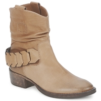 Sapatos Mulher Botas baixas Kennel + Schmenger SAMBA WEST Trufa