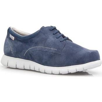 Sapatos Homem Sapatilhas Calzamedi DEPORTIVO AZUL