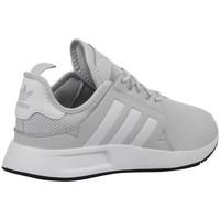 Sapatos Criança Sapatilhas adidas Originals X Plr C Cinzento