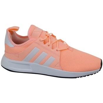 Sapatos Criança Sapatilhas adidas Originals X Plr J Cor-de-rosa