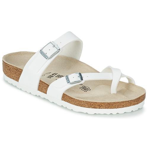 Sapatos Mulher Sapatilhas de corrida Birkenstock MAYARI Branco