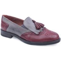 Sapatos Mulher Sapatos Wilano L Shoes Lady Bordo