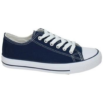 Sapatos Mulher Sapatilhas Demax  Azul