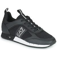Sapatos Sapatilhas Emporio Armani EA7 LACES U Preto