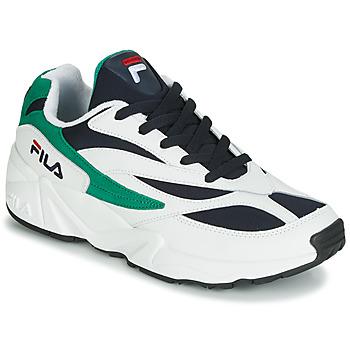 Sapatos Homem Sapatilhas Fila VENOM LOW Branco / Verde