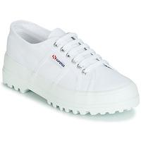 Sapatos Mulher Sapatilhas Superga 2555 COTU Branco
