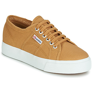 Sapatos Mulher Sapatilhas Superga 2730 COTU Bege