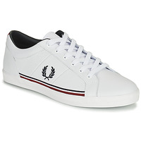 Sapatos Homem Sapatilhas Fred Perry B722 Branco