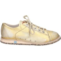 Sapatos Mulher Sapatilhas Moma Sneakers BT46 Ouro