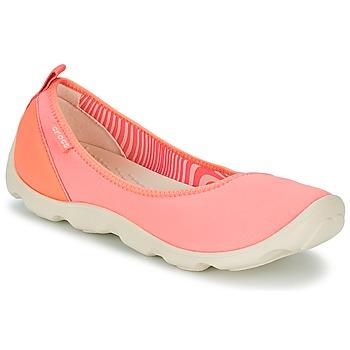 Sapatos Mulher Sabrinas Crocs DUET BUSY DAY FLAT Laranja