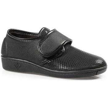 Sapatos Mulher Mocassins Calzamedi SAPATOS  S NEGRO