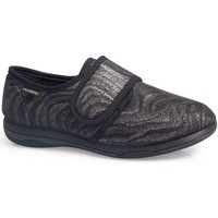 Sapatos Mulher Mocassins Calzamedi SAPATOS  SENHORA EXTRA CONFORTAVEL W GRIS