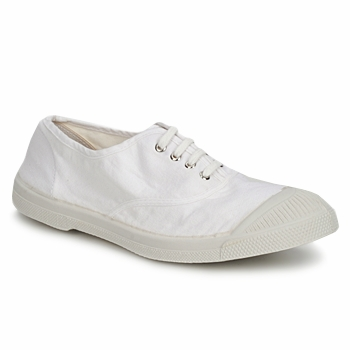 Sapatos Mulher Sapatilhas Bensimon TENNIS LACET Branco