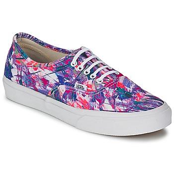 Sapatos Mulher Sapatilhas Vans AUTHENTIC SLIM Violeta