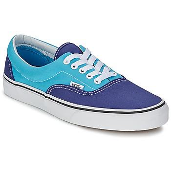 Sapatos Mulher Sapatilhas Vans ERA Azul