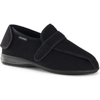 Sapatos Mulher Chinelos Calzamedi POST OPERATORIO NEGRO