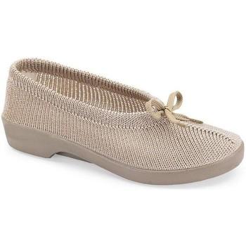 Sapatos Mulher Mocassins Calzamedi ORTHOPEDICAS  SHOES MULHERES BEIGE
