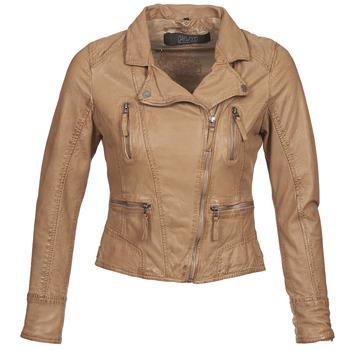Textil Mulher Casacos de couro/imitação couro Oakwood 60862 Conhaque
