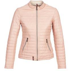 Textil Mulher Casacos de couro/imitação couro Oakwood 61435 Rosa