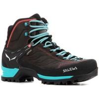 Sapatos Mulher Sapatos de caminhada Salewa WS MTN Trainer MID GTX 63459 0674 grey