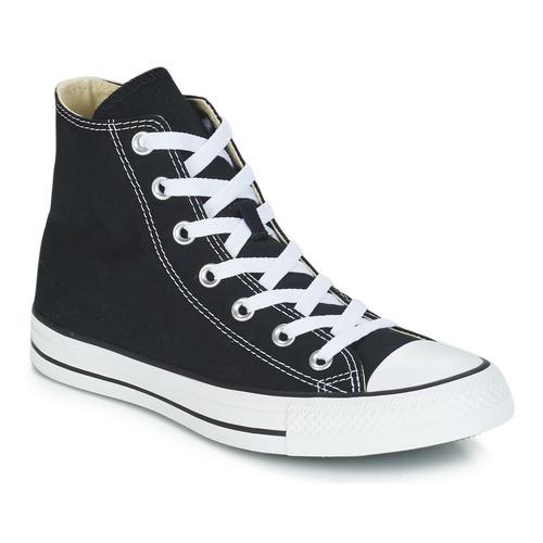Sapatos Sapatilhas de cano-alto Converse CHUCK TAYLOR ALL STAR CORE HI Preto