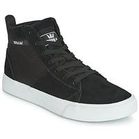 Sapatos Sapatilhas de cano-alto Supra STACKS MID Preto