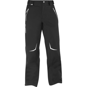 Textil Homem Calças Salomon S-LINE PANT M BLACK 120632 black