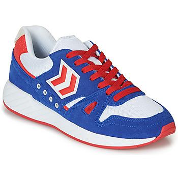 Sapatos Sapatilhas Hummel LEGEND MARATHONA Azul / Vermelho / Branco