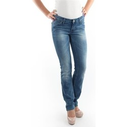 Textil Mulher Calças de ganga slim Lee Marlin Slim Straight L337OBDJ blue