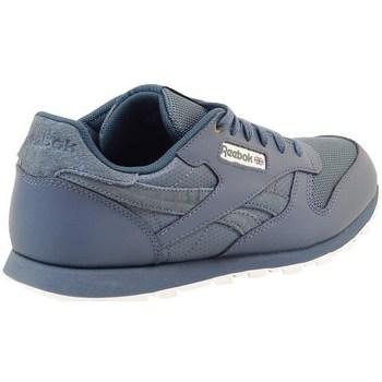 Sapatos Criança Sapatilhas Reebok Sport Classic Leather Deep Cinzento