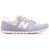 Sapatos Criança Sandálias Producent Niezdefiniowany New Balance KD373P1Y purple