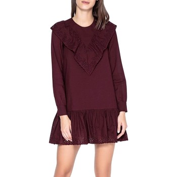 Textil Mulher Vestidos curtos Paul & Joe 8ORLANE vermelho