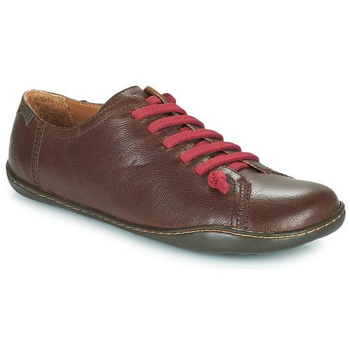 Sapatos Mulher Sapatos Camper PEU CAMI Castanho